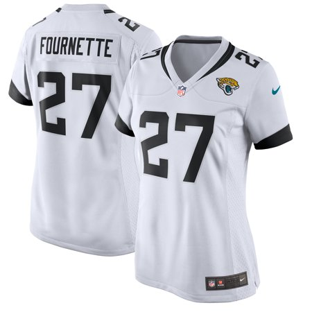 on sale 2f290 3006f Leonard Fournette Jacksonville Jaguars Nike Women's New 2018 Game Jersey -  White