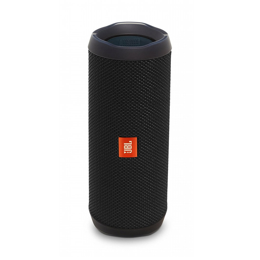 Jbl Flip 4 Black Bluetooth Speaker
