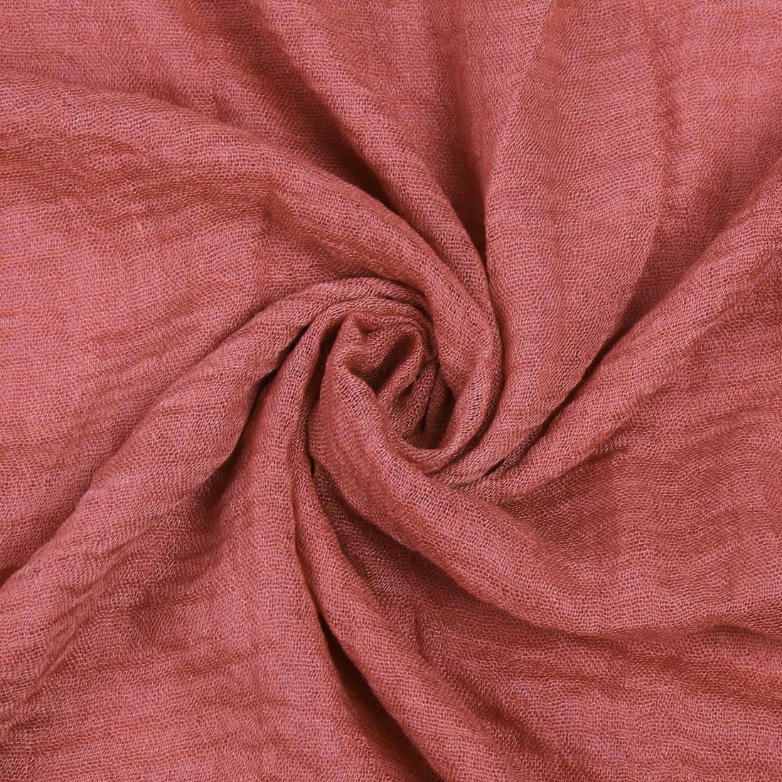 Unisex Cotton Linen Soft Fashion Long Scarf Hijab Wrap Shawl Headwear Scarves #3 - image 1 de 3