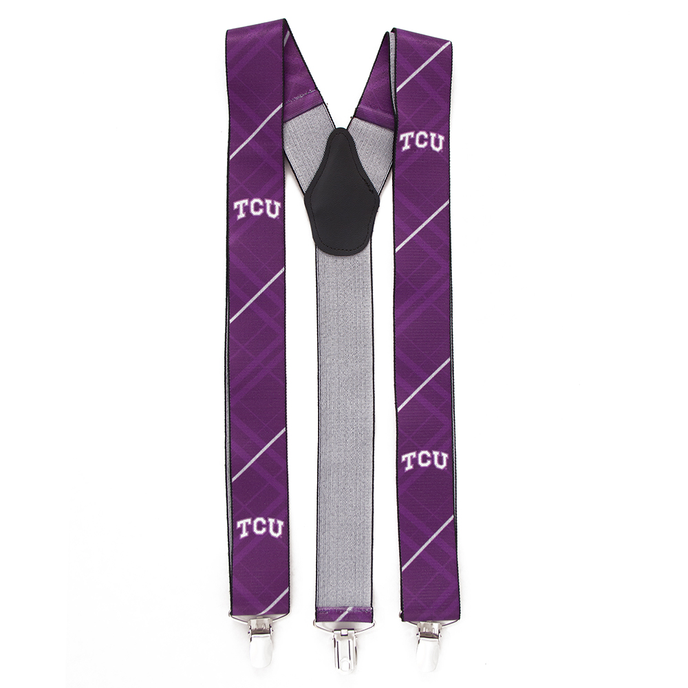 Eagle Wings Texas Christian Horned Frogs NCAA Oxford Mens...