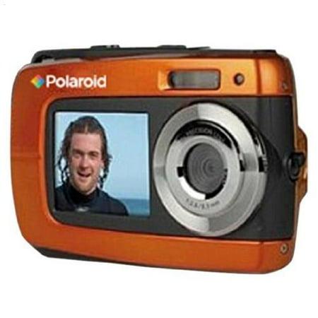 Polaroid 14Mp Digital Still Camera -2.7 +1.8Tft IF045-ORANGE