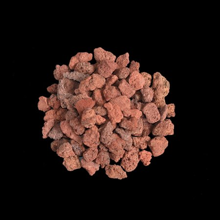 Mosser Lee ML1140H Red Lava Rock Soil Cover, 1.5 dry qt.