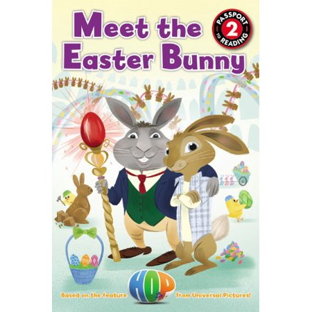 Hop: Meet the Easter Bunny Rosen, - Bunny Hop Lyrics