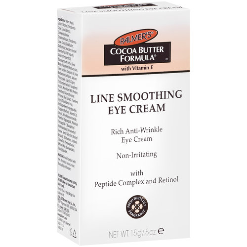 Palmer's Cocoa Butter Formula Fresh White Lily Line Smoothing Eye Cream, .5 oz