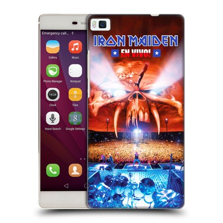 OFFICIAL IRON MAIDEN TOURS HARD BACK CASE FOR HUAWEI PHONES 2