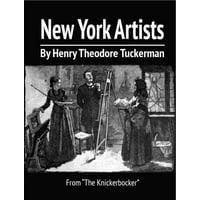 New York Artists - eBook