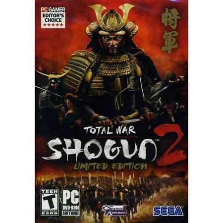 Total War: Shogun 2 (PC) (Total War Shogun 2 Steam Product Code)