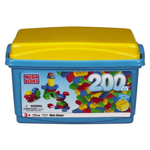 MegaBloks Mini Bloks Tub, 200