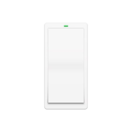 Insteon 2342-242 Mini Remote - Switch - Light Control - White White Control Switch