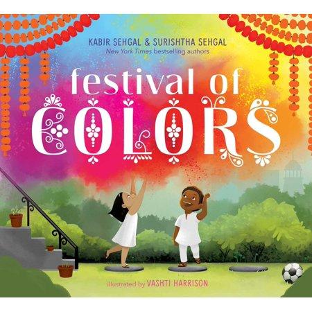 - Festival of Colors - eBook