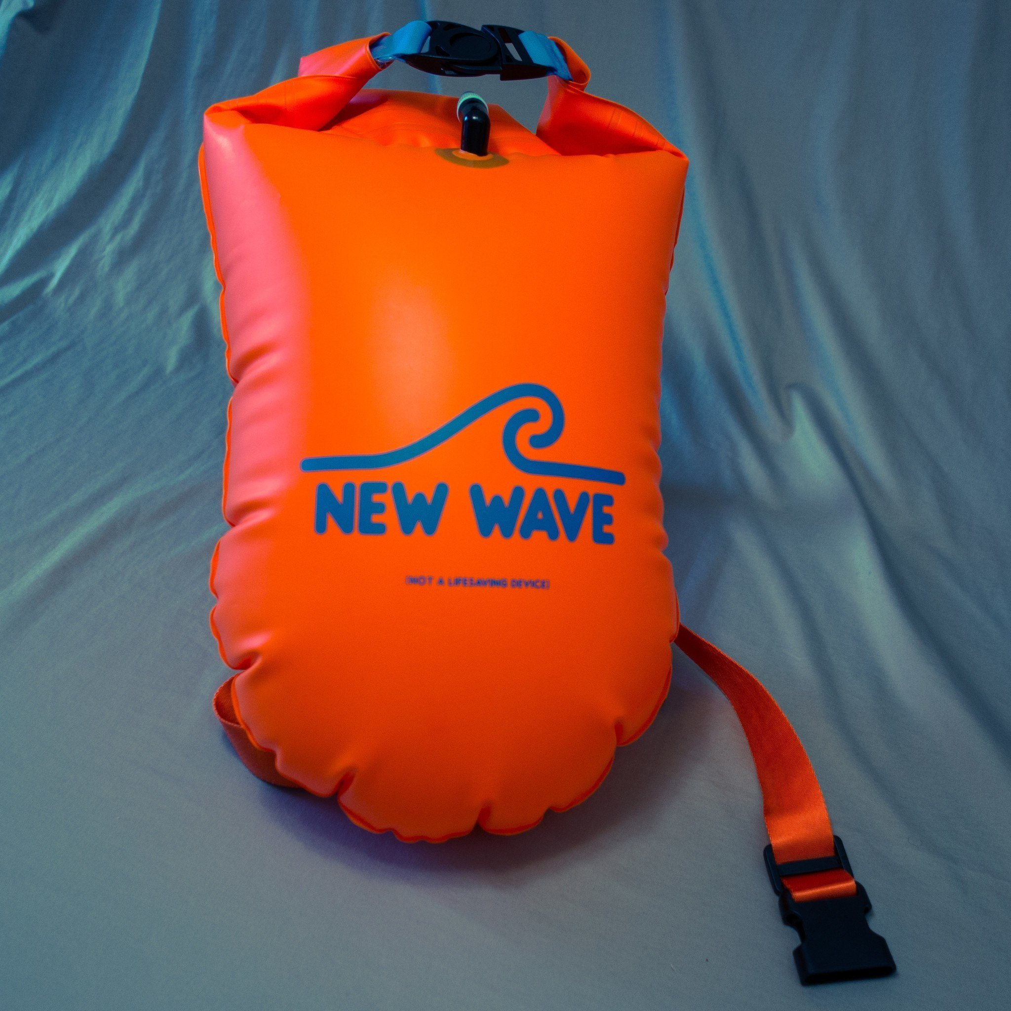 New Wave Open Water Swim Buoy - Large (20 liter) - TPU Or...