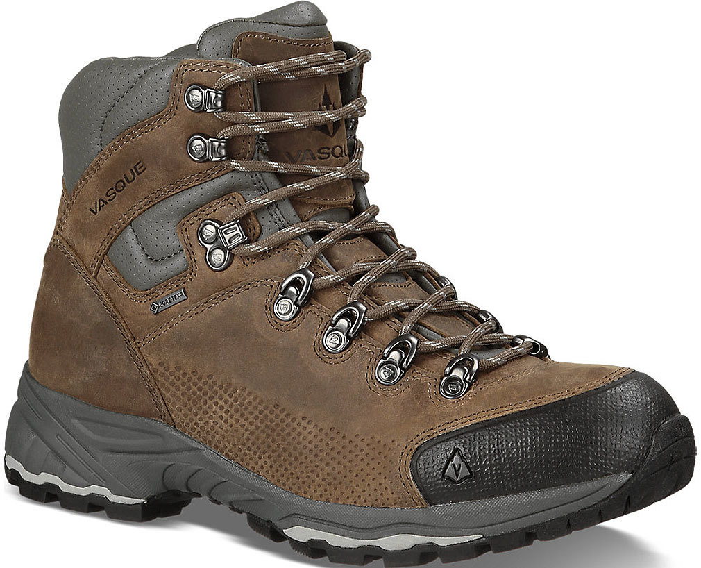 Vasque Men's ST ELIAS GTX Brown Hiking Boot 9 W by Vasque