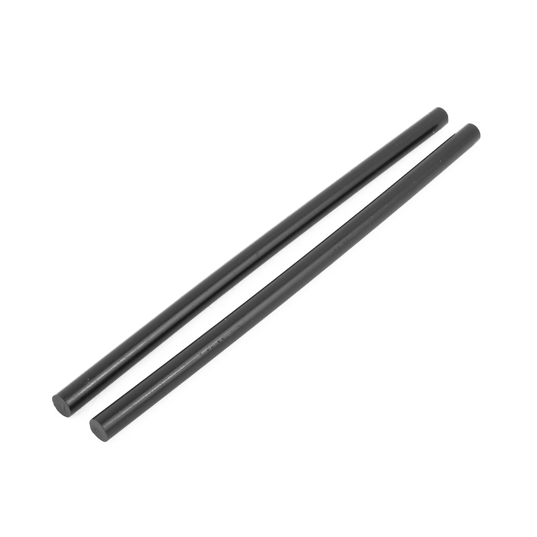 10pcs 11mm x 200mm Black Hot Melt Glue Stick for Electric Tool Hot Melt Glue Gun - image 1 of 3