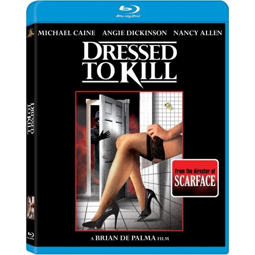 Dressed To Kill (Unrated) (Blu-ray)
