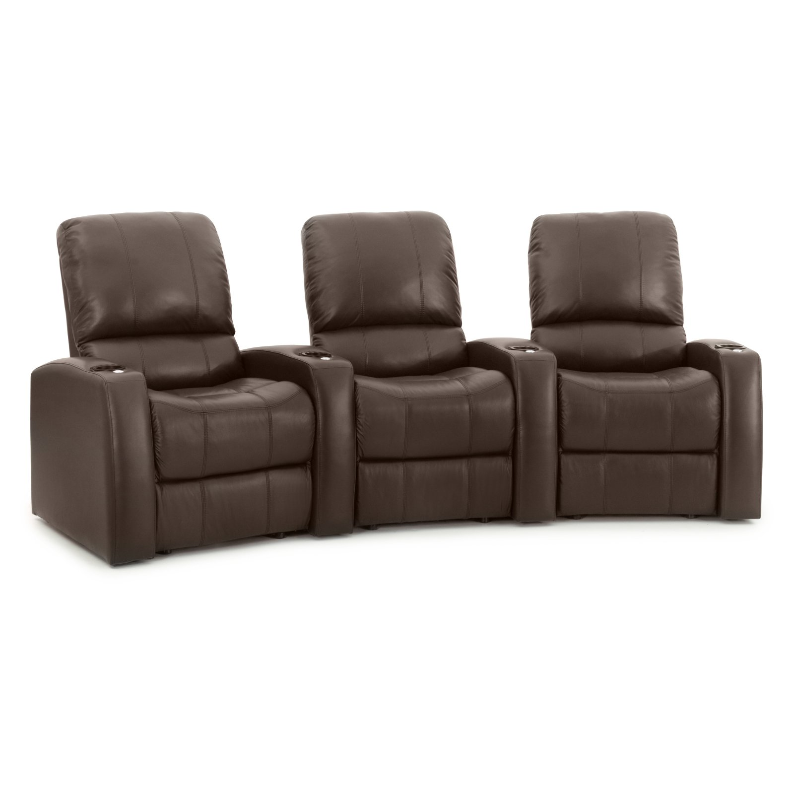 Octane Blaze XL900 3 Seater Curved Home Theater Seating