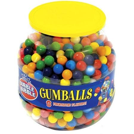 Dubble Bubble Fruitastic Flavors Gumball 53 Oz Best