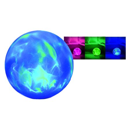 Creative Motion Supernova Color Changing Sphere Lamp. Home, Office, Room Decor. Automatic Color Changing,. Soothing and Relaxing. Product Size: 8x8x8