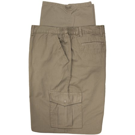 Men's Big & Tall Cargo Pants by FullBlue Big And Tall Mens Pants