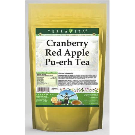Cranberry Red Apple Pu-erh Tea (25 tea bags, ZIN: 541705)
