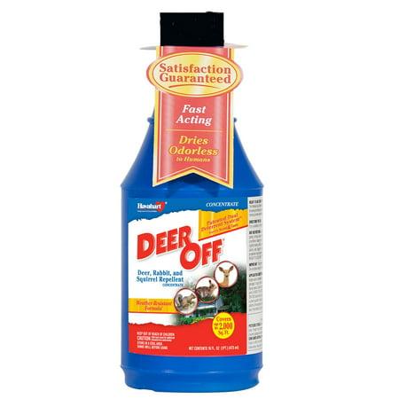 Deer Off Deer & Squirrel Repellent Concentrate