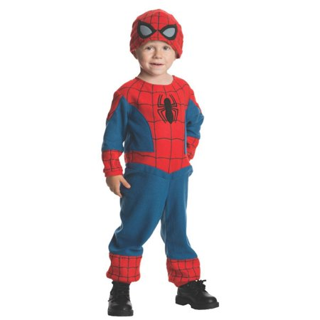 Spider-Man Toddler Costume (Toddler Spiderman Costume 3t)