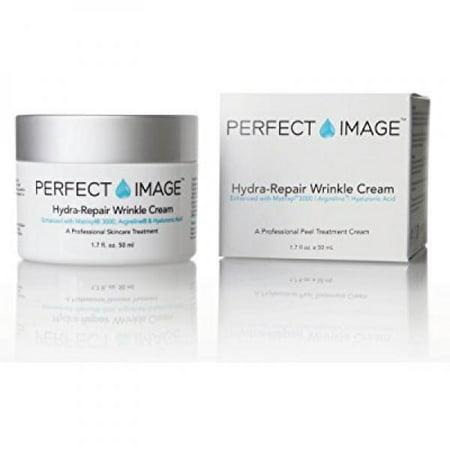 Réparation hydratant Peptide crème anti-rides (post Peel) - améliorée avec Matrixyl® 3000, Argireline®, l'acide hyaluronique et extraits botaniques naturels