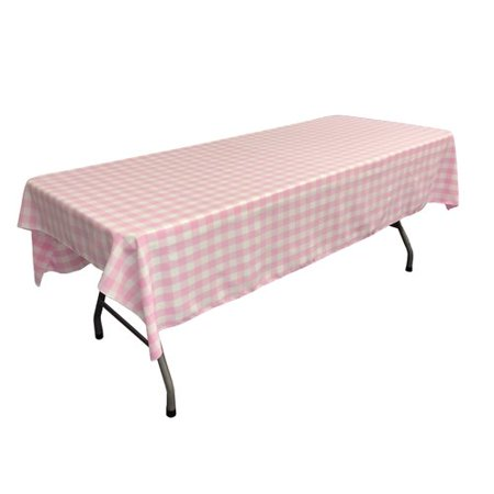 LA Linen Gingham Tablecloth - Gingham Linen