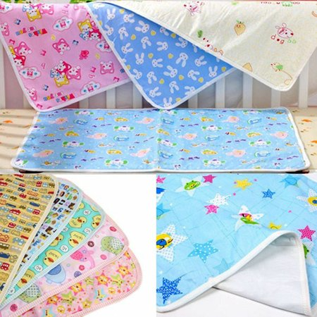 The Noble Collection Baby Infant Diaper Nappy Mat Waterproof Bedding Changing Cover