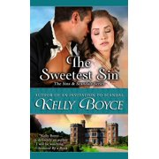 The Sweetest Sin - eBook