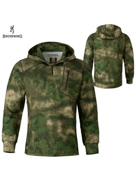16c208dc477c3 Product Image Browning Hell's Canyon Speed 1/4 Zip Hoodie (2X)-ATACS-FG