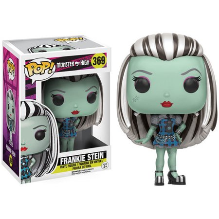 FUNKO POP!: MONSTER HIGH - FRANKIE STEIN](Frankie Stein Cartoon)