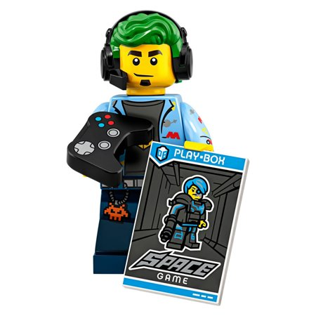 LEGO Series 19 Video Game Champ Minifigure [No Packaging] ()