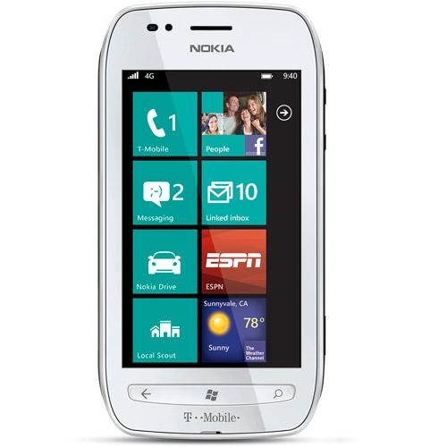 T-Mobile Nokia Prepaid Lumia 710 Cell Phone
