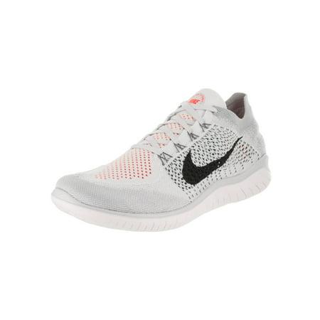4d8fcb1d42edc Nike Men s Free RN Flyknit 2018 Running Shoe - Walmart.com