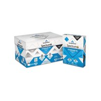 An Item of Georgia Pacific Spectrum Standard 92 Paper, 20lb, 8-1 2 x 11, White, 3-Hole Punched 5000 Shts Pack of 1 [Bulk...