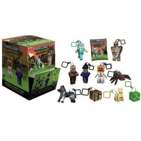 Minecraft Hangers Series 3 Mystery Pack (Halloween Minecraft Pack)