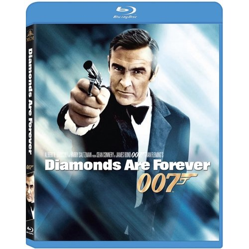 Diamonds Are Forever (Blu-ray) (Exclusive) (Widescreen)