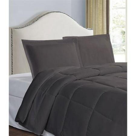 Levinshn Textile Microfiber 2 Inch Flange 2- Pack Tailored Standard Size Sham Set