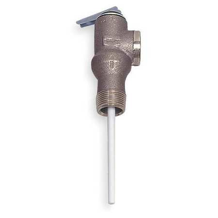 Watts LLL100XL 3/4 In. Outlet Temperature and Pressure Relief Valve