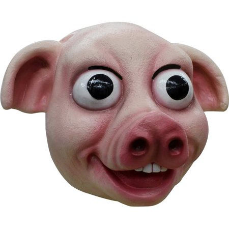 Funny Little Pig Mask (Pig Face Mask Emoji)