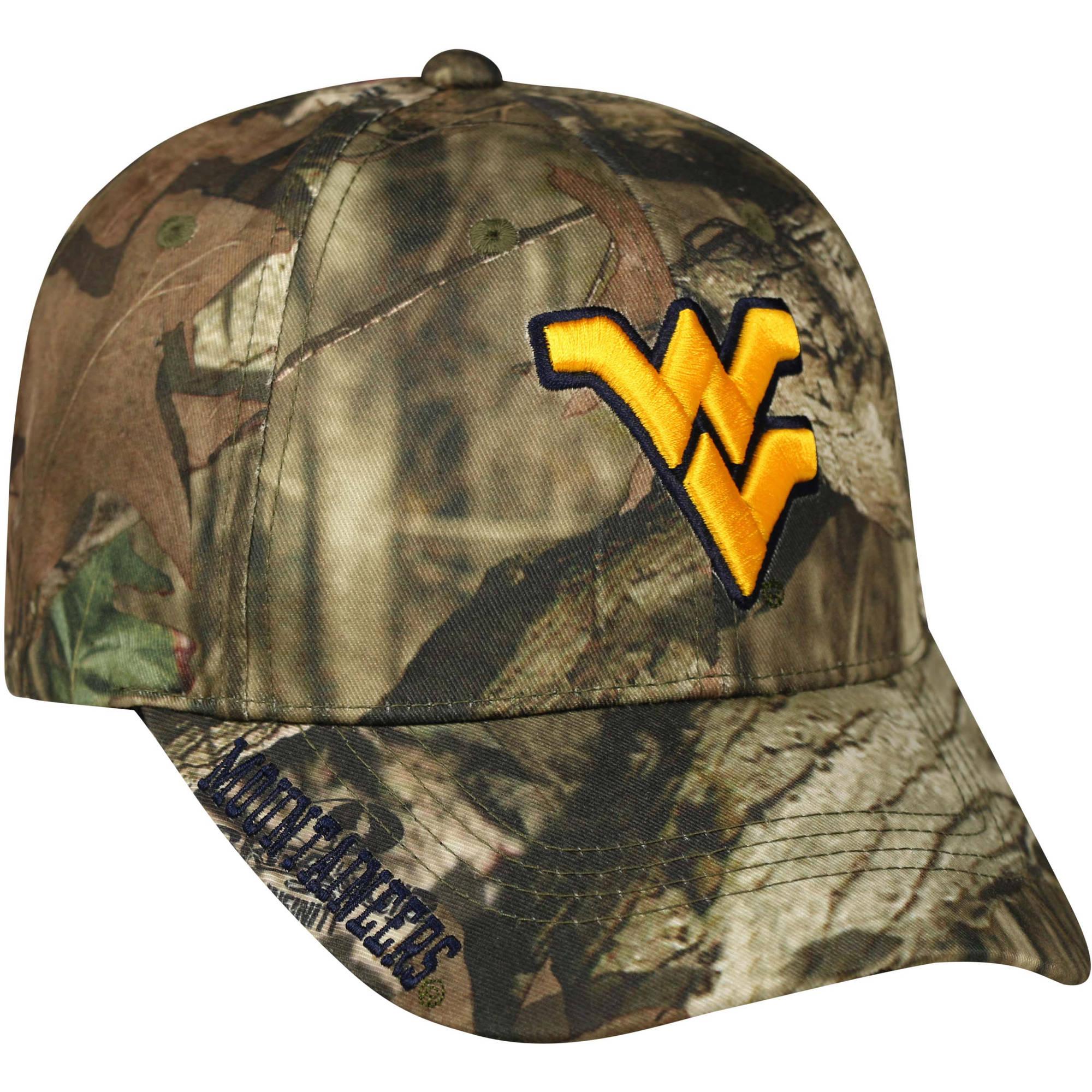 NCAA Men's West Virginia Mountaineers Mossy Cap