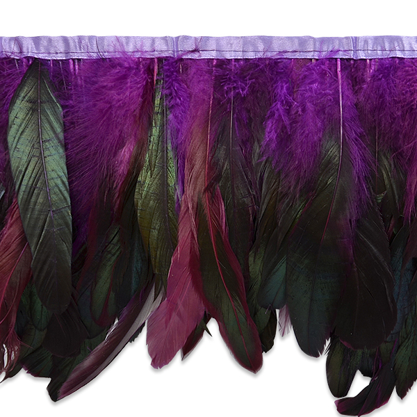 Expo Int'l Fionna Feather Fringe Trim by the yard