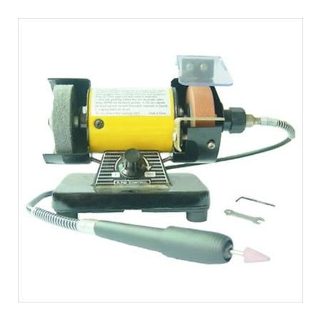 - High Speed Bench Hobby Power Hand Wand Grinder Tool