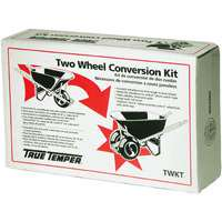 Ames TWKT Flat Free Single to Dual Universal Wheel Conversion Kit, For Use With - 8 Flat Free Wheelbarrow