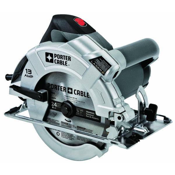 Porter Cable 7-1 4 In. Heavy-Duty Circular Saw by Black & Decker