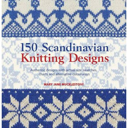 Imagine Knit Designs (150 Scandinavian Knitting)