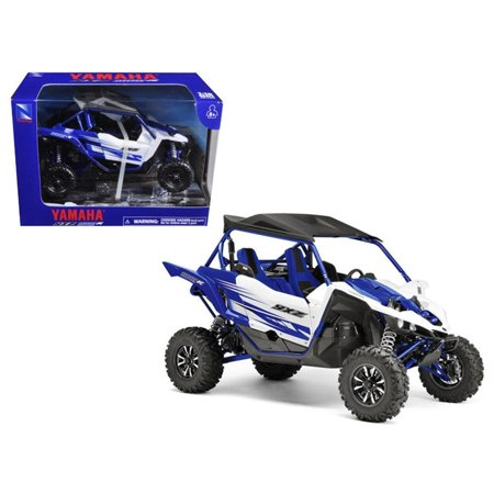 yamaha yxz 1000r triple cylinder blue buggy 1 18 diecast model by new ray. Black Bedroom Furniture Sets. Home Design Ideas