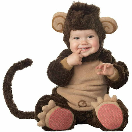 LIL MONKEY LIL CHARACTER 6-12M](Homemade Monkey Costumes)