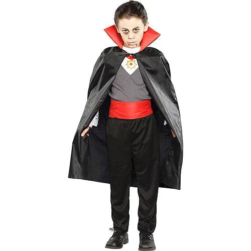 Classic Vampire Child Halloween Costume