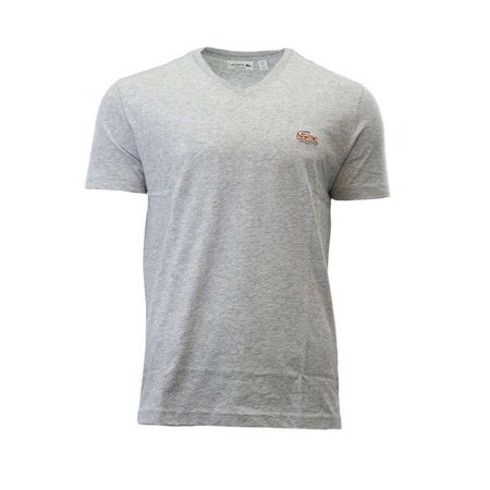 Lacoste Men Regular Fit V-Neck T-Shirt